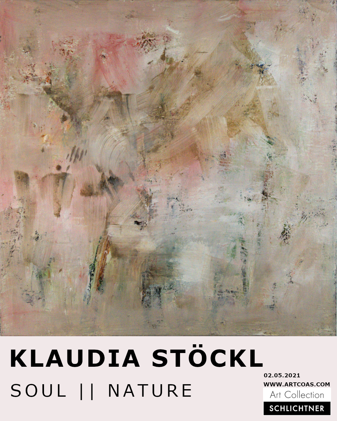 Klaudia Stöckl - SOUL // NATURE - online solo exhibition – 02.05.2021