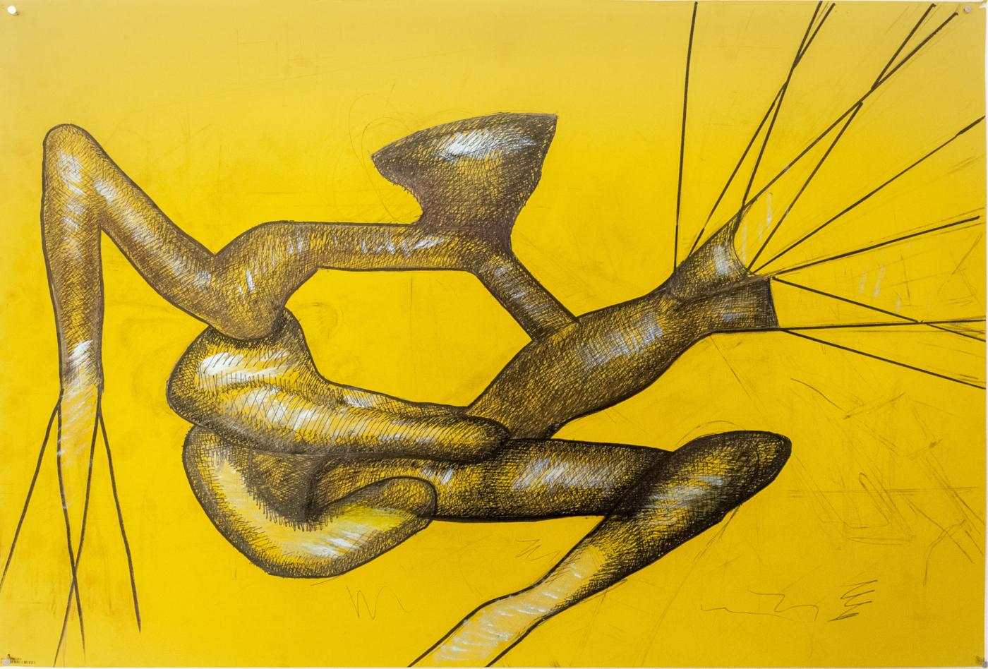 Begi Guggenheim // Skulpturmodell 2