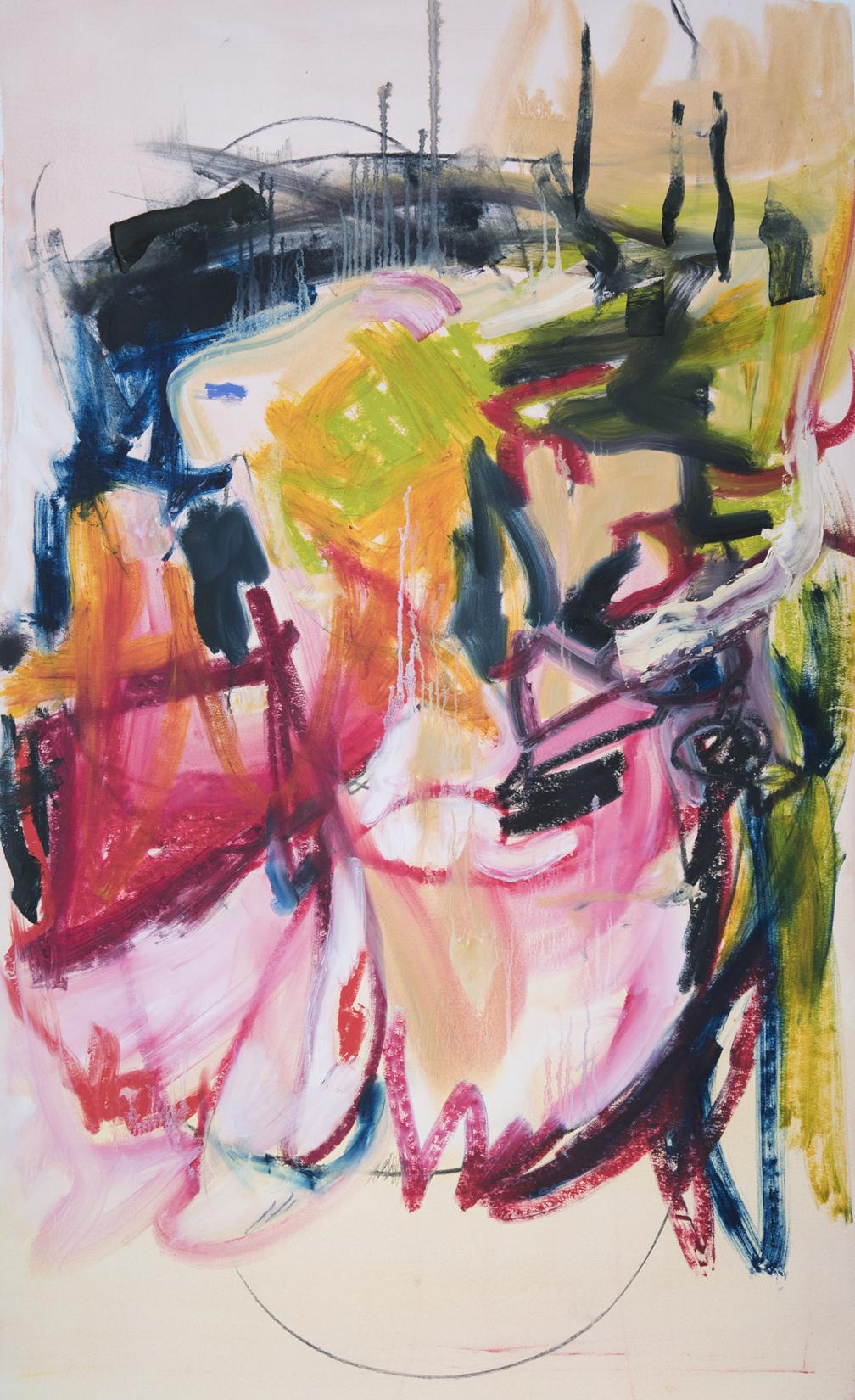 Gail Winbury / Through the Bramble