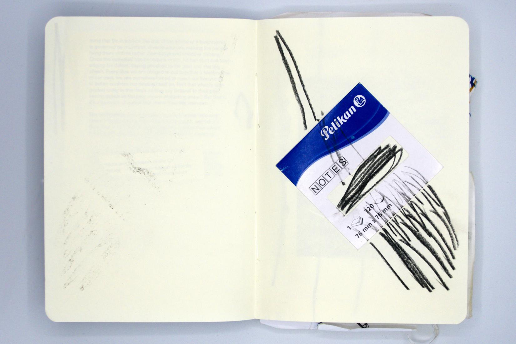 Aklima Iqbal // drawing series