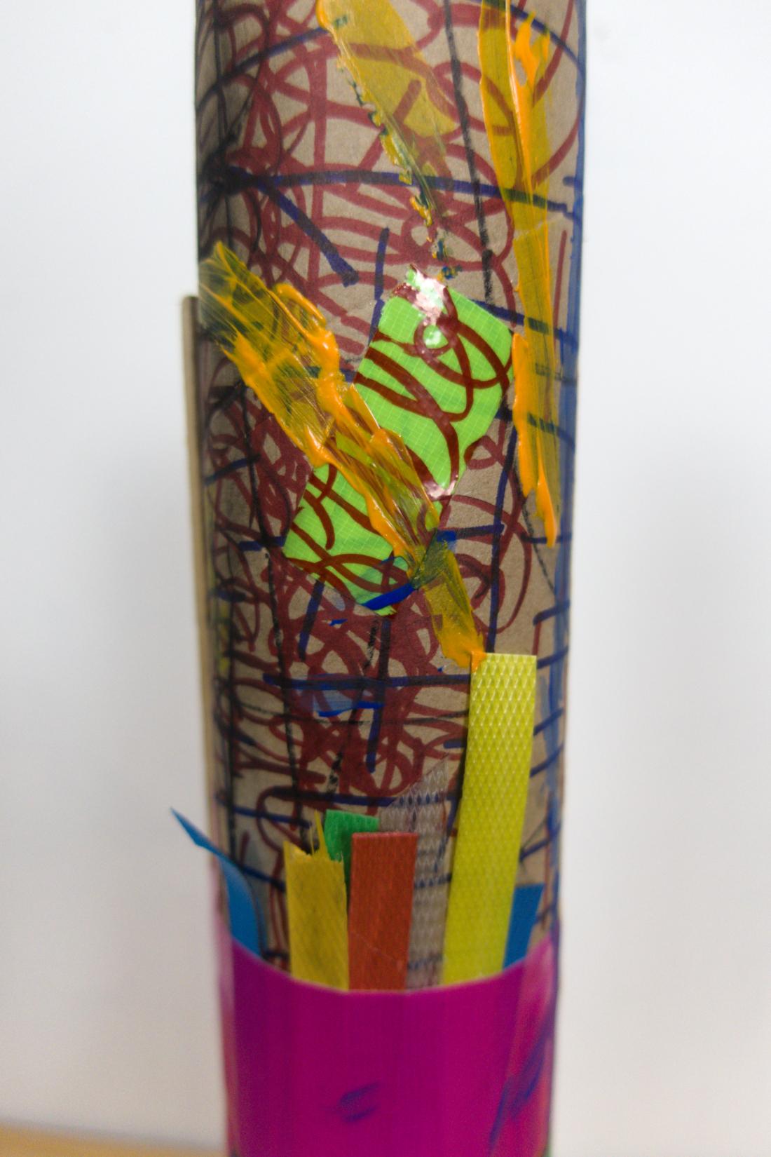 Aklima Iqbal // vertical line-1, detail
