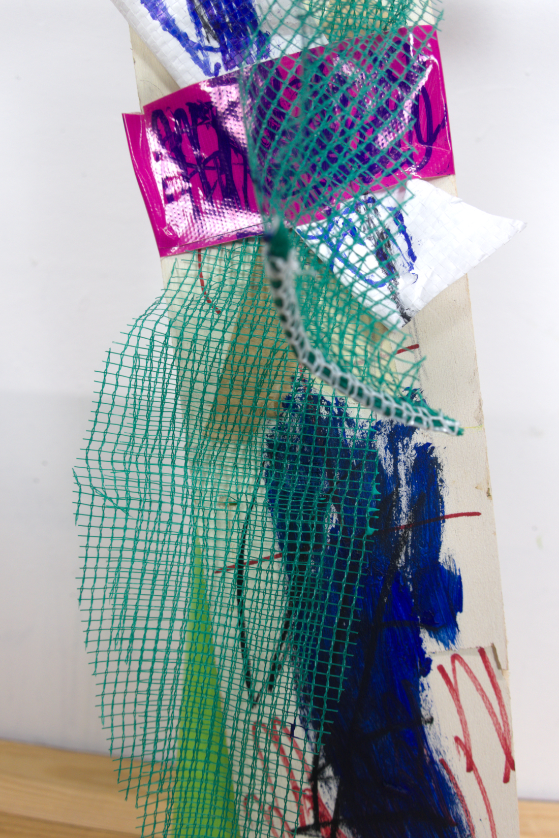 Aklima Iqbal // line structure-2, detail