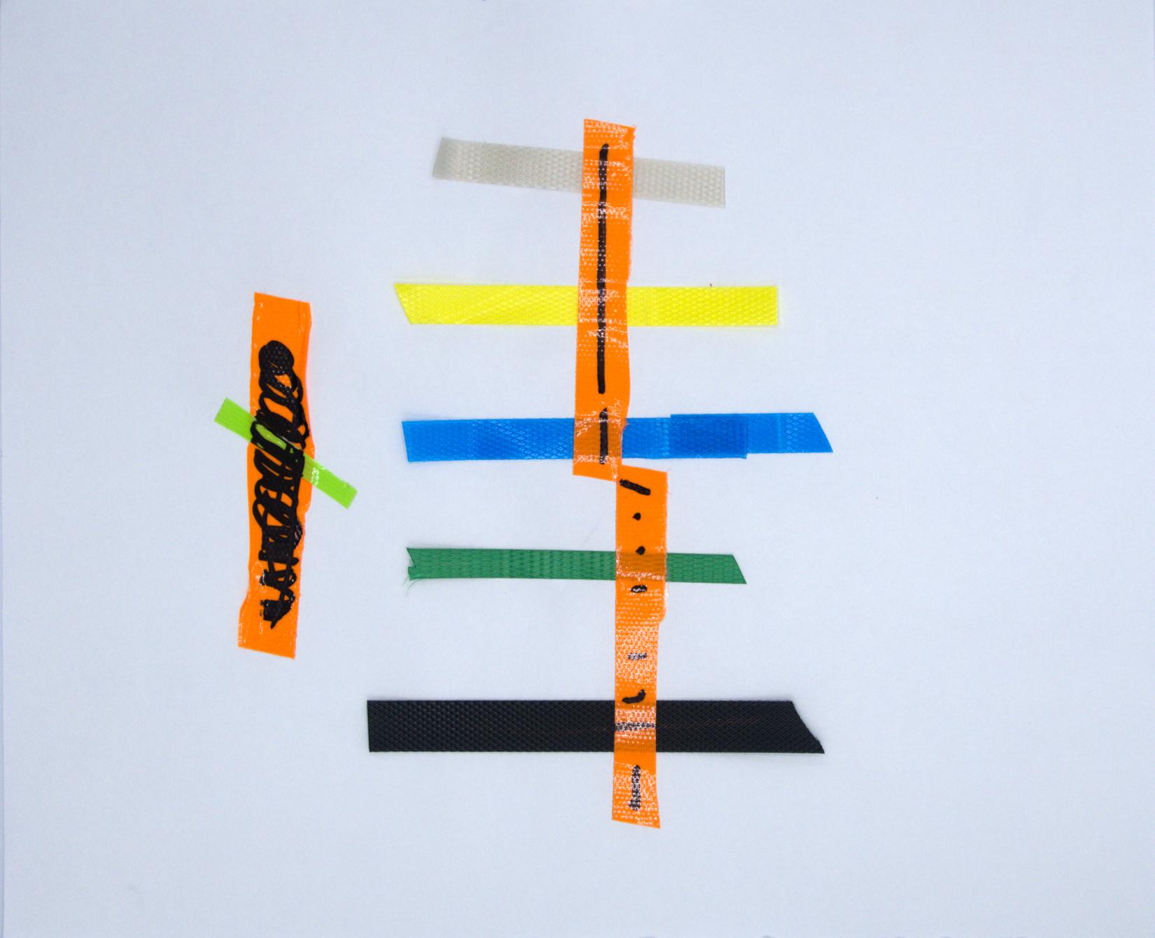 Aklima Iqbal // line and shape