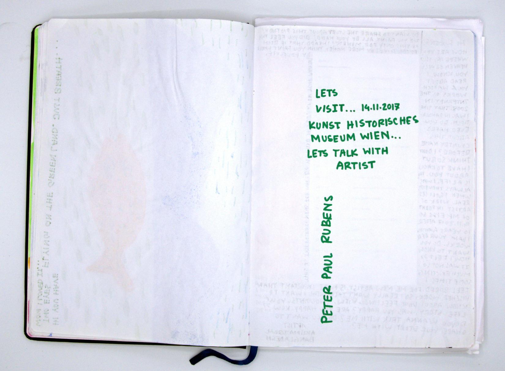 Aklima Iqbal // visual diary