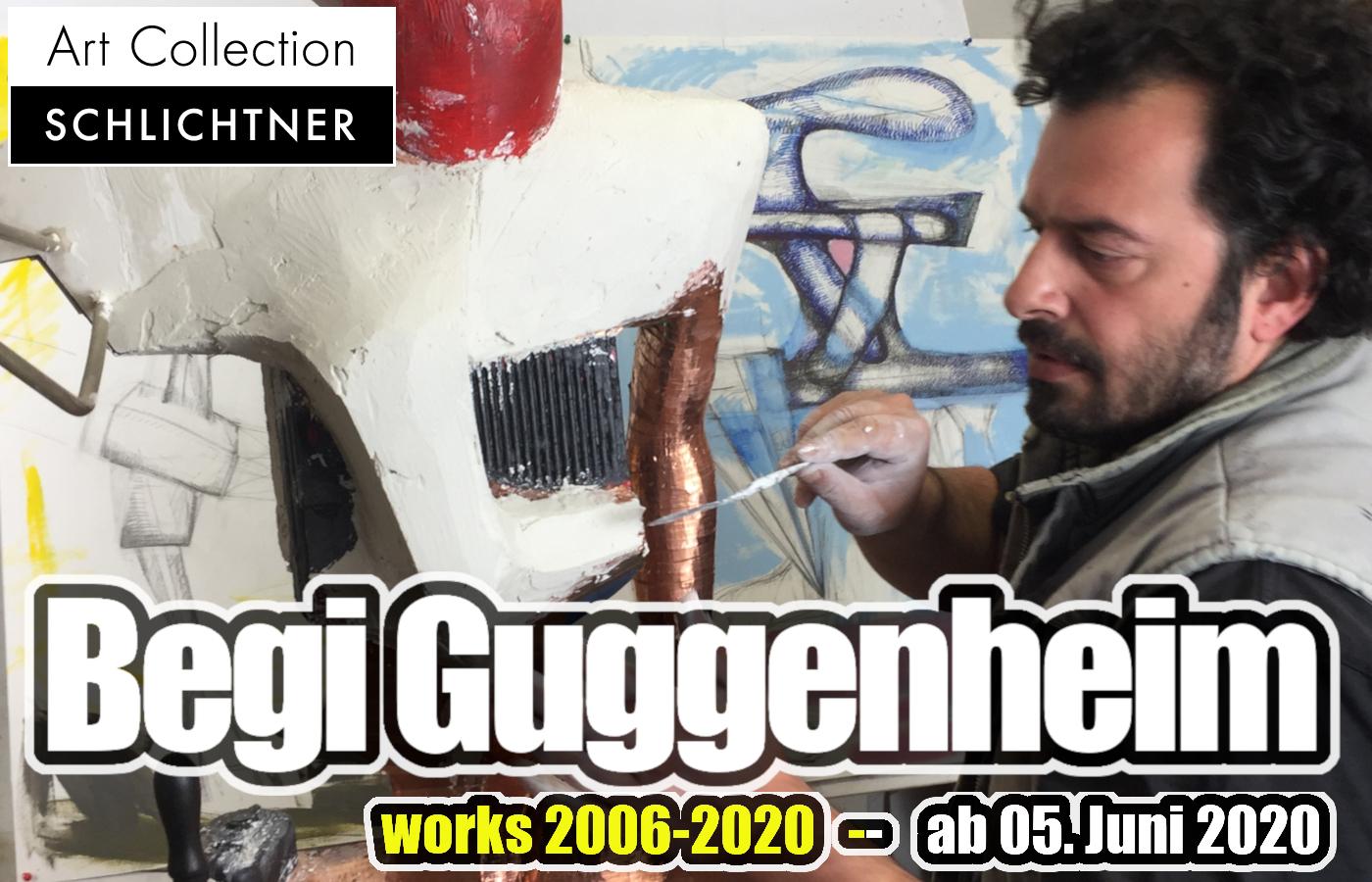 """Begi Guggenheim ////////////// """"works 2006-2020"""""""